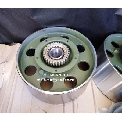 Барабан тормозной 3402-2603030