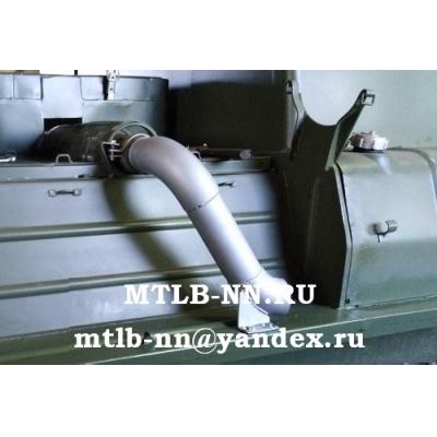 Удлинение выхлопной трубы